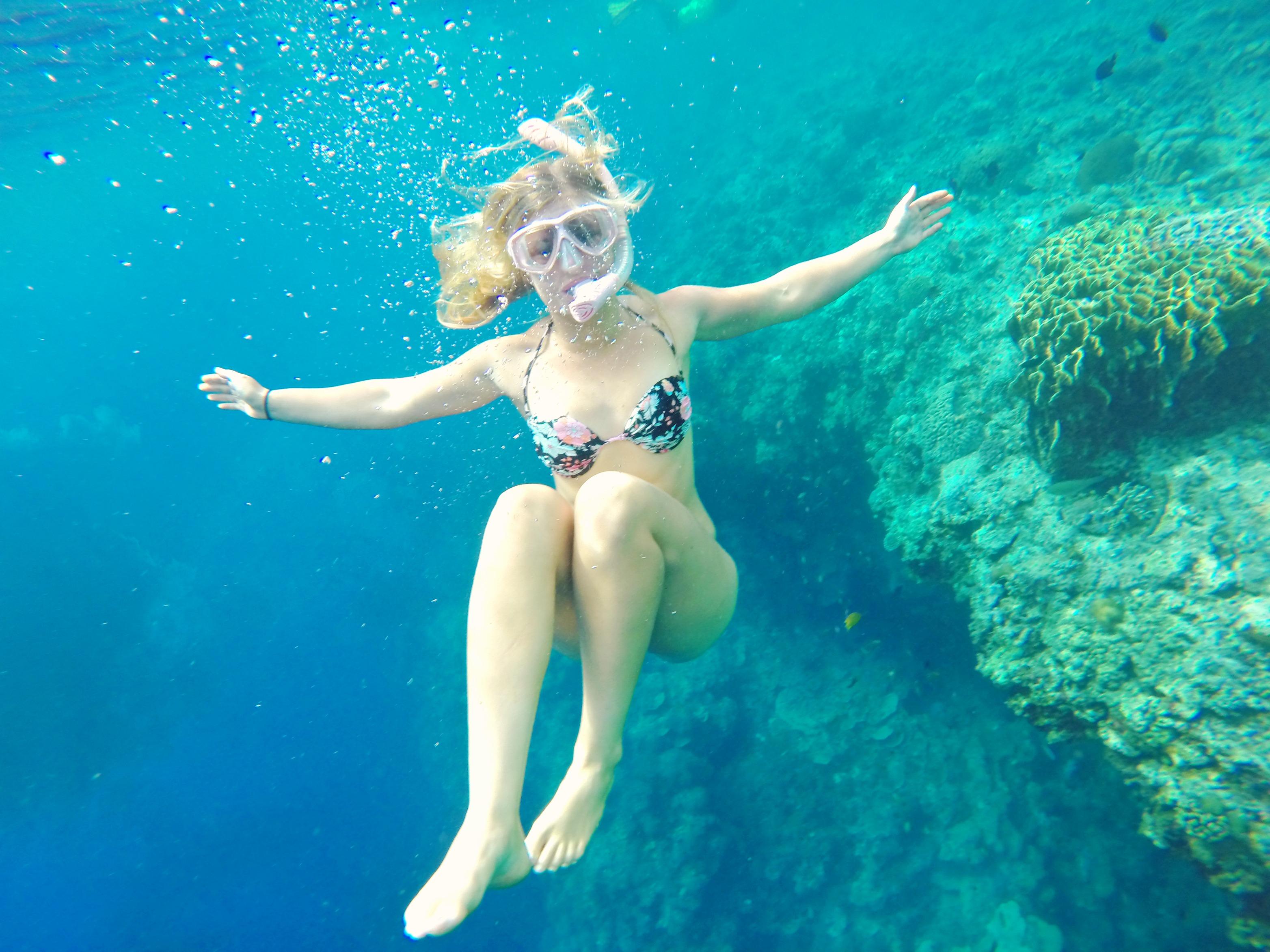 Snorkel Barbie 2