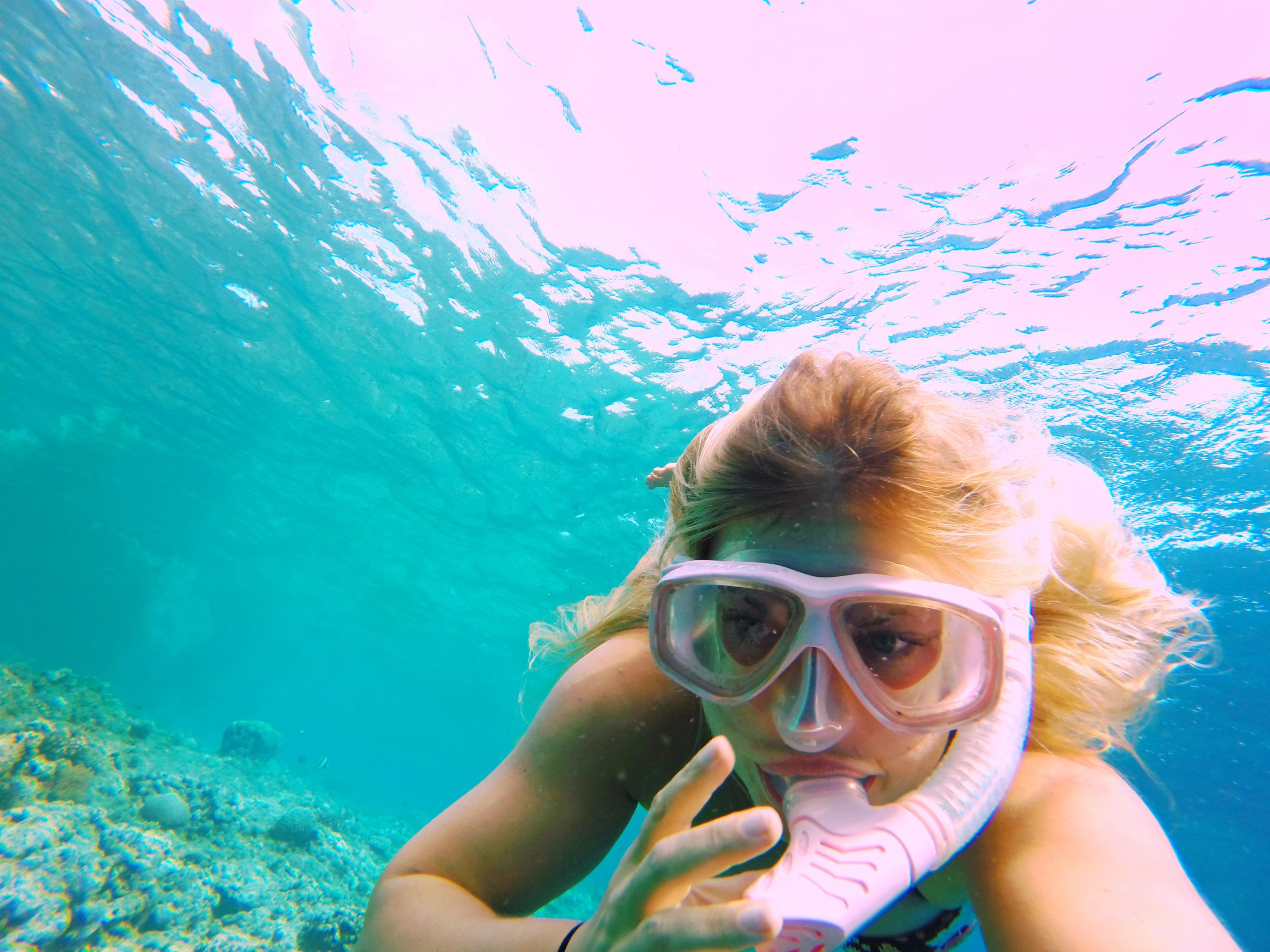 Snorkel  Barbie